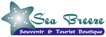 Logo Sea Breeze Souvenir & Tourist Boutique